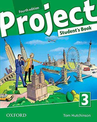 9780194764575: Project 4th. Student's book. Con espansione online. Per la Scuola media: 3
