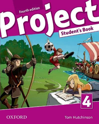 9780194764582: Project 4th. Student's book. Con espansione online. Per la Scuola media: Project 4: Student's Book (4th Edition) (Project Fourth Edition)