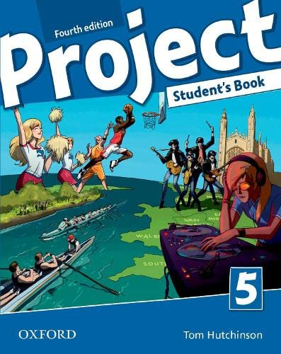 9780194764599: Project 5. Student's Book 4th Edition (Project Fourth Edition)