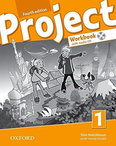 9780194764759: Project 4th. Workbook. Con espansione online. Con CD. Per la Scuola media: Project 1: Workbook with Audio cd (Project Fourth Edition)
