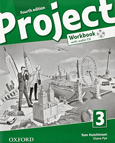 9780194764773: Project: 3: Workbook with Audio CD