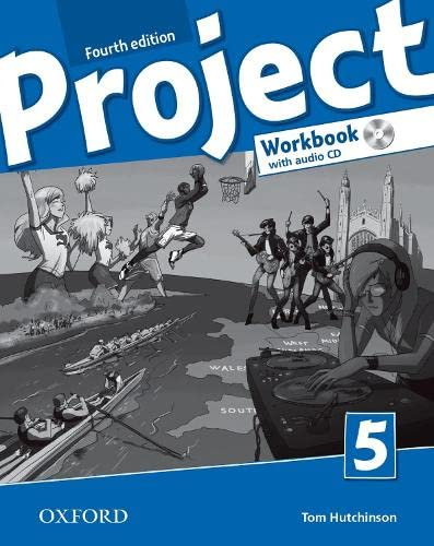 9780194764797: Project: Level 5: Workbook with Audio CD and Online Practice
