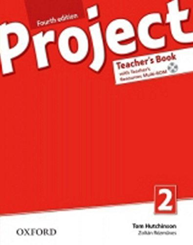 9780194765602: Project 2: Teacher's Book Pack 4th Edition (Project Fourth Edition)