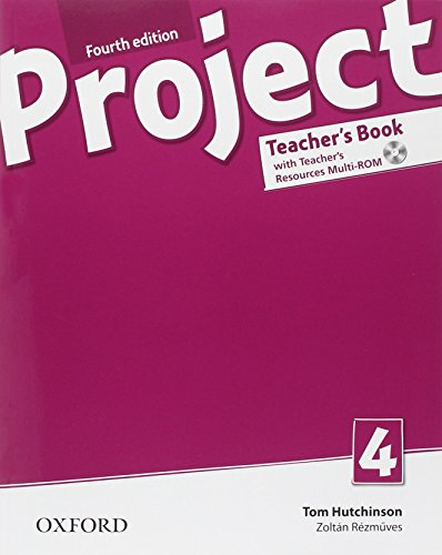 9780194765626: Project 4: (4th Edition) (Project Fourth Edition)