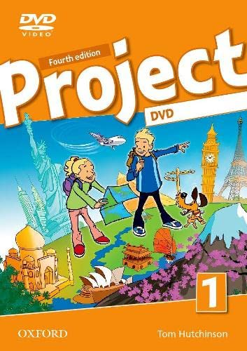 9780194765732: Project 1: DVD 4th Edition (Project Fourth Edition)