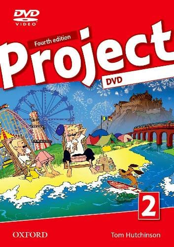9780194765749: Project 2: DVD 4th Edition (Project Fourth Edition)