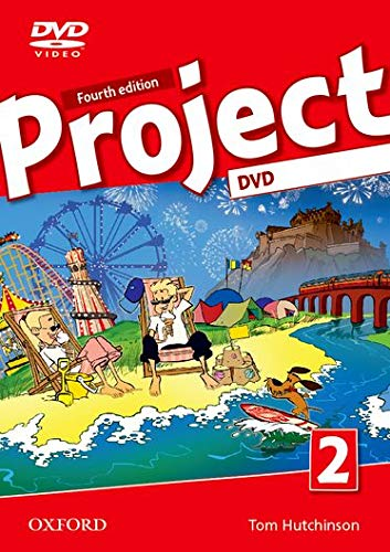 9780194765749: Project: Level 2: DVD