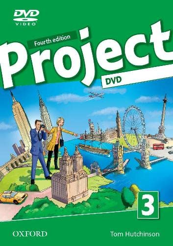 9780194765756: Project 3: DVD 4th Edition (Project Fourth Edition)