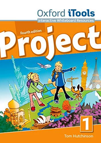 9780194765787: Project 1: iTools 4th Edition (Project Fourth Edition)
