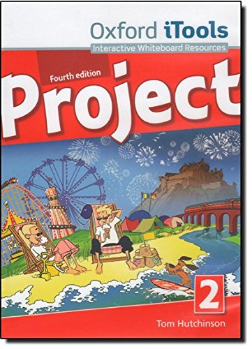 9780194765794: Project 2: iTools 4th Edition (Project Fourth Edition)