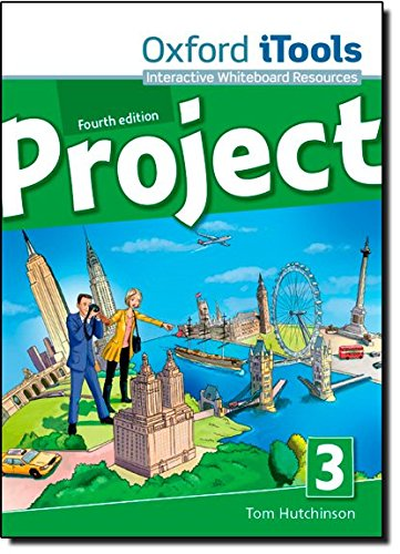 9780194765800: Project 3: iTools 4th Edition (Project Fourth Edition)