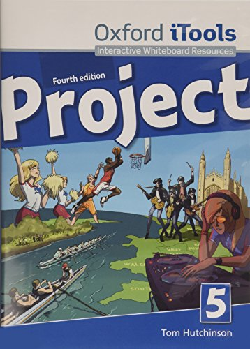 9780194765824: Project 5. iTools 4th Edition (Project Fourth Edition)
