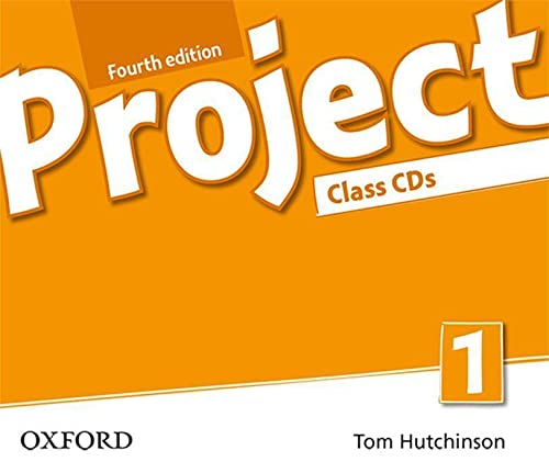 9780194765909: Project: Level 1: Class Audio CDs