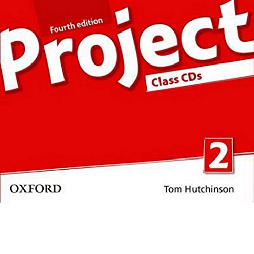 9780194765916: Project: Level 2: Class Audio CDs