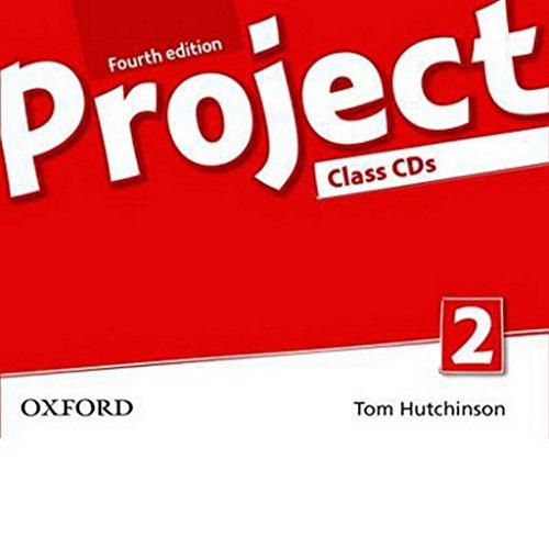 9780194765916: Project: Level 2: Class Audio CDs