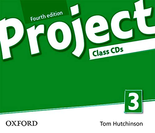 9780194765923: Project: Level 3: Class Audio CDs