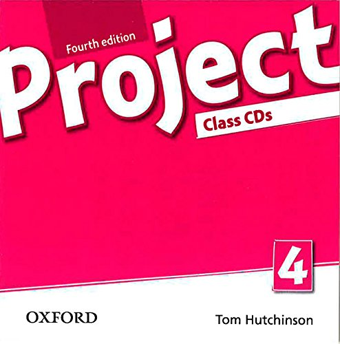 9780194765930: Project: Level 4: Class CD (2 Disc)