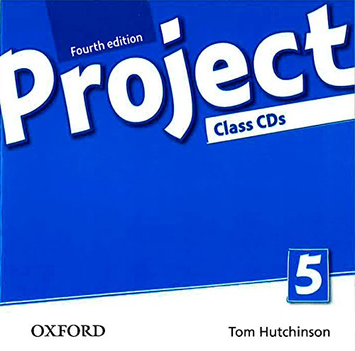 9780194765947: Project: Level 5: Class CD (2 Disc)