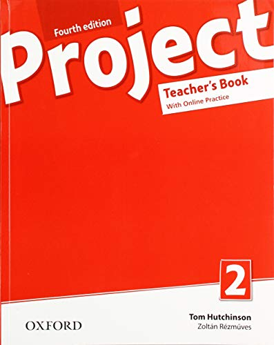 9780194766845: Project 2 4th ed: tb & online practice
