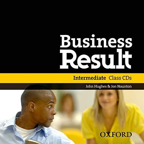 9780194768047: Business Result: Intermediate: Class Audio CD