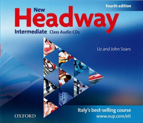 9780194768580: New headway interm. cd