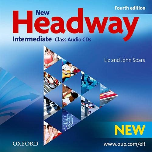 9780194768696: New Headway: Intermediate Fourth Edition: Class Audio CDs