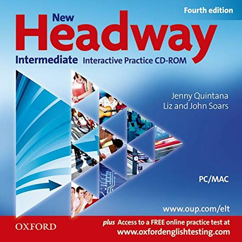 9780194768757: New Headway: Intermediate Fourth Edition: Interactive Practice CD-ROM: Six-level general English course