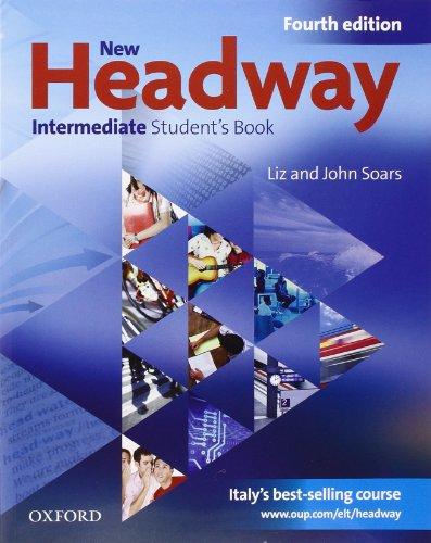 9780194768788: New headway. Intermediate. Student's book-Workbook-Entry checker. With key. Con espansione online. Per le Scuole superiori. Con CD Audio. Con CD-ROM