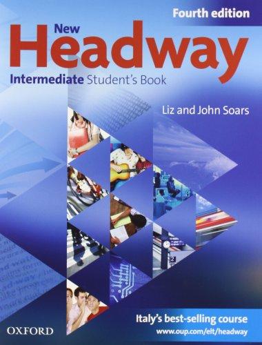 9780194768795: New headway. Intermediate. Student's book-Workbook-Entry checker. Without key. Con espansione online. Per le Scuole superiori. Con CD Audio. Con CD-ROM
