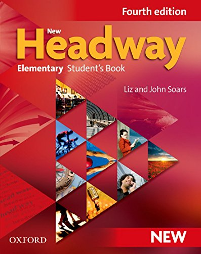 9780194768986: New headway elementary 4TH EDITION 2011 student's book