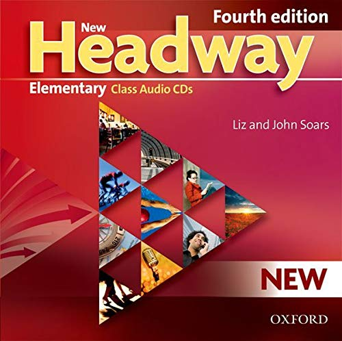 9780194769075: New Headway: Elementary B1: Class Audio CDs: The world's most trusted English course