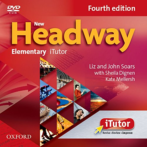 9780194769198: New Headway: Elementary Fourth Edition: iTutor DVD
