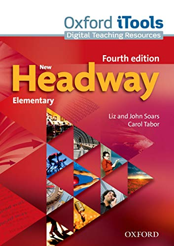 Headway Elementary Students Book Cd