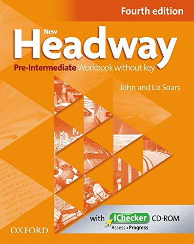 9780194769631: New Headway Pre-Intermediate: Workbook and iChecker Without Key 4th Edition (New Headway Fourth Edition)