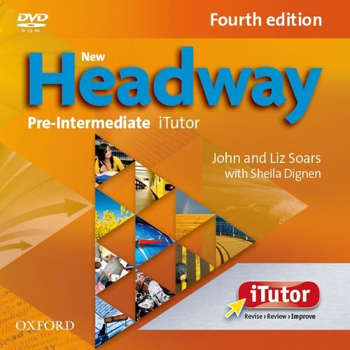 9780194769693: New Headway 4e Pre Intermediate Itutor DVD-rom