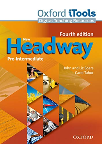 9780194769716: New Headway: Pre-Intermediate A2 - B1: iTools: The world's most trusted English course