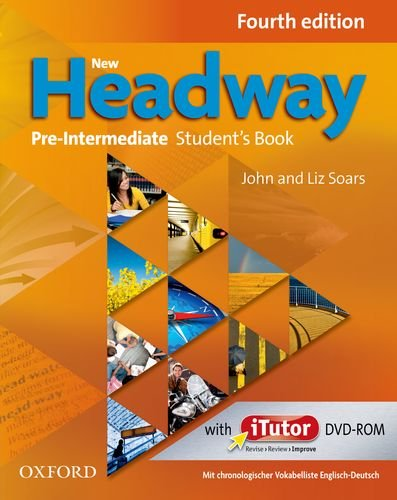 9780194769877: Headway 4Th Ed Pre-Int + German Wordlist