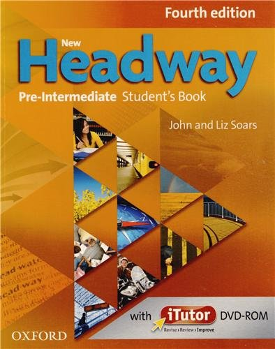 9780194769945: New Headway Pre-Intermediate : 2 volumes : Student's Book & French Wordlist (1DVD)