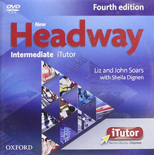 9780194770149: New Headway 4e Intermediate Itutor DVD-rom