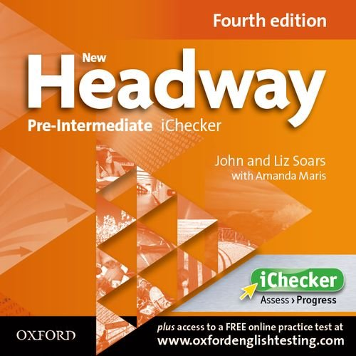 9780194770187: New Headway Pre Intermediate iChecker CD-ROM