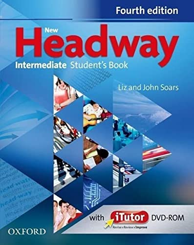 9780194770200: New Headway Intermediate : Student's Book (1DVD)