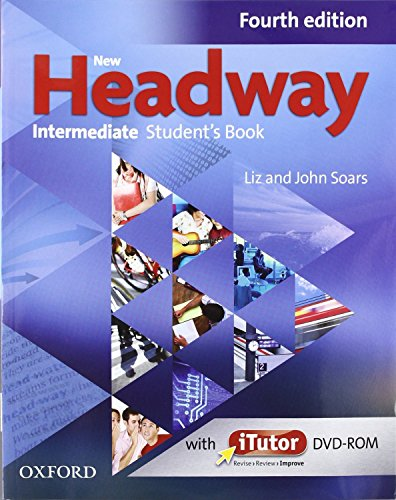 9780194770392: New headway interm sb+wb 2011 4ed (with key) (New Headway Fourth Edition)