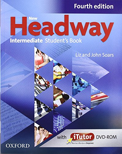 9780194770408: New headway interm sb+wb 2011 4ed (without key) (New Headway Fourth Edition)