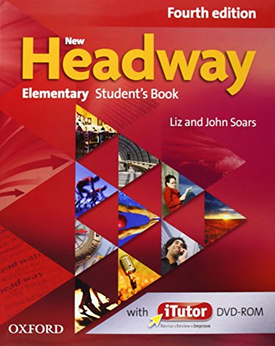 9780194770576: New Headway Elementary: Student's Book + Workbook without Key Pack 4ED