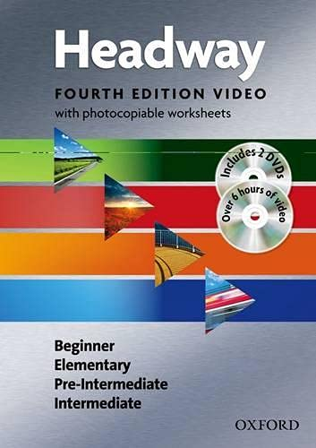9780194770767: New Headway 4th Edition Beginner to Intermediate. DVD and Worksheet Pack (New Headway Fourth Edition)