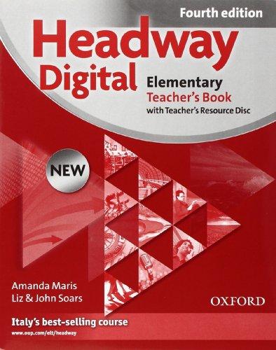 9780194770811: New Hway Digital 4Th Elem: Tb