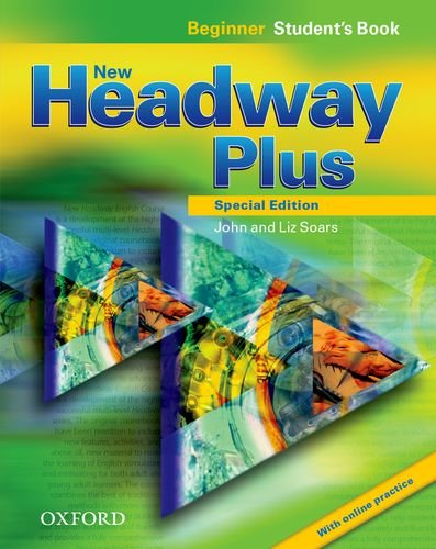 9780194770927: New Headway Plus Special Edition Beginner Oxford Learn Pack
