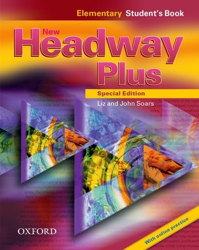 9780194770958: New Headway Plus Special Edition Elementary Oxford Learn Pack