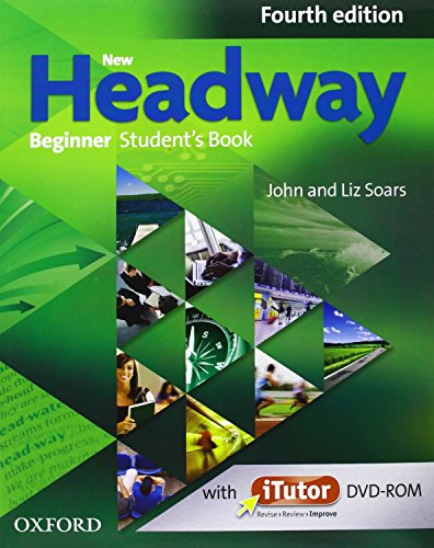 9780194771054: New Headway Beginner 4Ed Student's Book + Workbook with Key Audio Pack