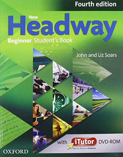 9780194771108: New Headway 4e Beginner Workbook Esol Without Key Pack (Uk)